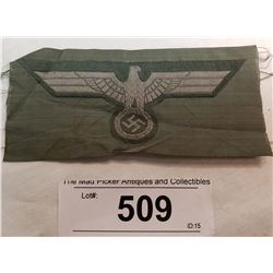 Left Chest Patch German Army Ww2