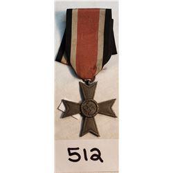 Merit Badge With Ribbon Ww2