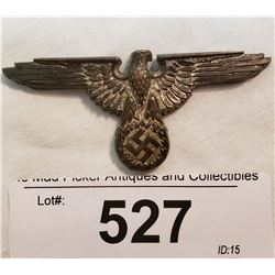 Ww2 Ss German Cap Badge