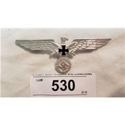 Ww1 German Veterans Cap Badge