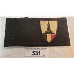 Ww1 German Veterans Armband