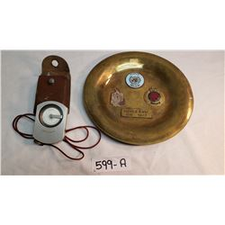 Plate And Compass