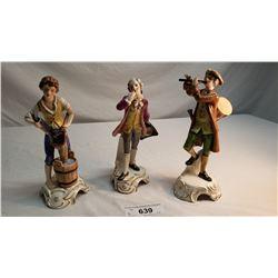 3 Hummel Figurines