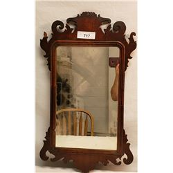 Early 19Th Century Chippendale Mirror