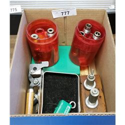 Box Of Reloading Tools
