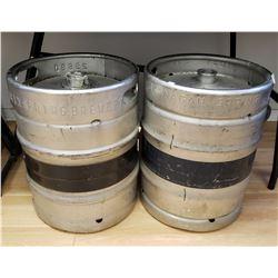2 Beer Kegs