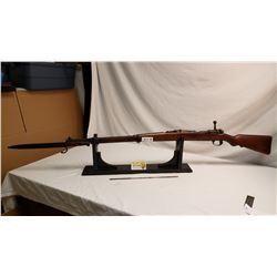 Deutche Waffen-Und Mauser With Bayonet And Scabbard