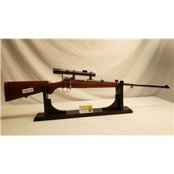 Mauser Rifle With Scope