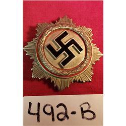 Ww2 German Silver Cross