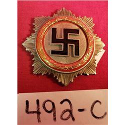 Ww2 German Gold Cross