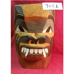 West Coast Native Mask