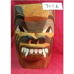 West Coast Native Mask