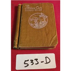 Soldiers Own Diary