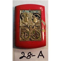 1936 Commemorative Cigarrete Case