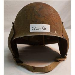 WW2 US Airforce M3 Flak Helmet with Original Liner