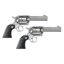 """RUGER VAQUERO SASS 357MAG 4.6"""" STS"""
