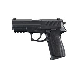 """SIG 2022 9MM 3.9"""" 15RD BLK FS 2MAGS"""