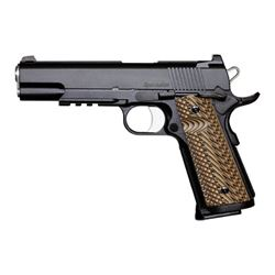 "D WES SPECIALIST 45ACP 5"" BLK NS 8RD"