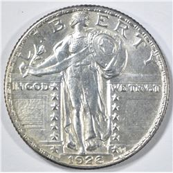 1926 STANDING LIBERTY QUARTER CH BU
