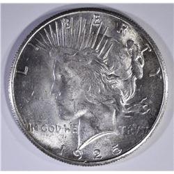 1925-S PEACE DOLLAR  CH BU