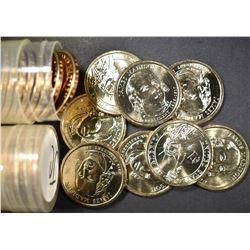 25-P & 25-D BU 2007 MADISON PRES DOLLARS