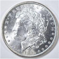 1882-CC MORGAN DOLLAR CH BU