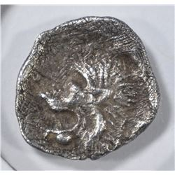 480-450 BC SILVER HEMIOBOL ANCIENT GREEK