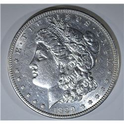 1899-S MORGAN DOLLAR  BU