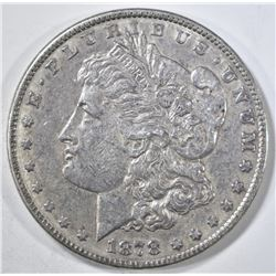 1878 7TF REV 78 MORGAN DOLLAR CH AU