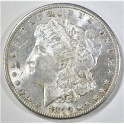 1879-S REV OF 78 MORGAN DOLLAR BU