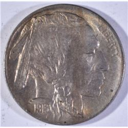 1913-D TYPE 1 BUFFALO NICKEL CH BU
