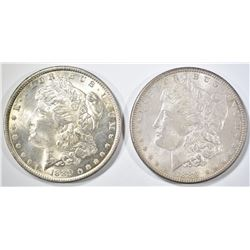 2-1889 CH BU MORGAN DOLLARS