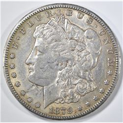 1879-CC MORGAN DOLLAR XF KEY DATE