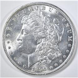 1890 MORGAN DOLLAR CH BU