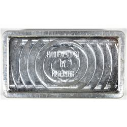 TEN OUNCE .999 SILVER BAR ACADEMY in god we trust