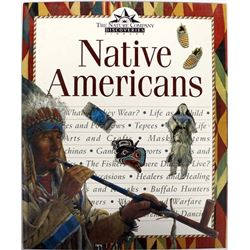 Nature Company Library Native Americans, Book