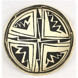 Vintage Native American Pueblo Pottery Bowl