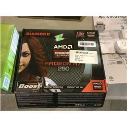 Diamond Radeon R7 250 OC 1GB GDDR5 PCI-E Video Card