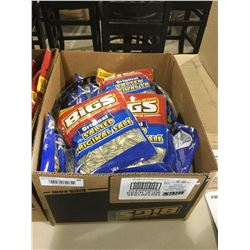 Case of Bigs Original Salted and Roasted Sunflower Seeds (24 x140g)
