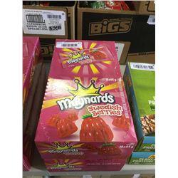 Maynards Swedish Berries (18 x 64g) Lot of 2