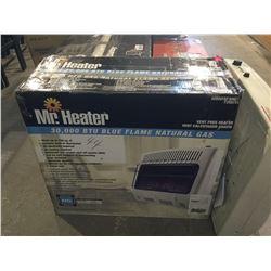Mr. Heater 30,000 BTU Blue Flame Natural Gas Heater