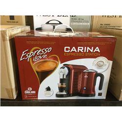 Espresso iLove Carina Espresso Station