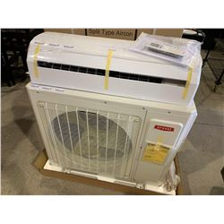 LOT OF 2 - Bryant Split-Type OutdoorAircon Unit Model:538KEQ030RFGAANDBryant Split-Type Indoor Airco