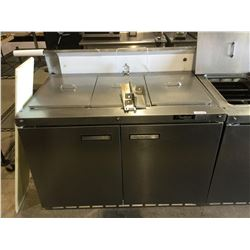 Delfield Refrigerated Prep Table Model: 4448N-18M QZN