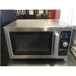 Amana Commercial Microwave Oven Model: RCS10DS