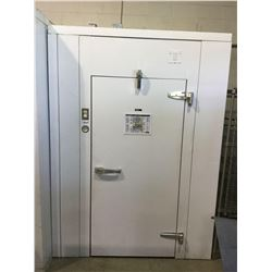 QBD Cooling Systems Solid Door Walk-In COOLER , 72 x 66 inches complete with 120V cooling unit model