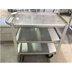 Stainless Steel 3-Tier Cart