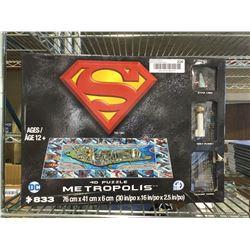 Metropolis 4D Puzzle
