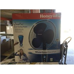 Honeywell QuietSet Whole Room Stand Fan