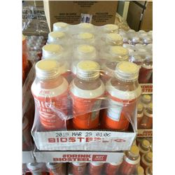 LOT OF 4 - Bio Steel Orange Sports Drink (12 x 473mL)
